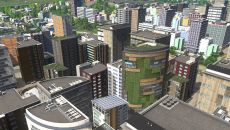Cities: Skylines - Green Cities - дополнение для Cities: Skylines