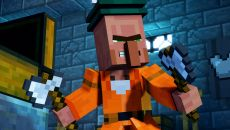 Minecraft: Story Mode Season Two - Episode 3: Jailhouse Block похожа на Batman: The Enemy Within