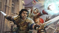 Pathfinder Adventures похожа на Gwent: The Witcher Card Game