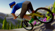 Lonely Mountains: Downhill похожа на Trials Fusion