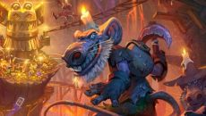 Hearthstone: Kobolds and Catacombs похожа на Hearthstone: Witchwood