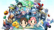 World of Final Fantasy: Meli-Melo похожа на World of Final Fantasy