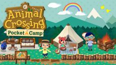 Animal Crossing: Pocket Camp - игра от компании Nintendo Co., Ltd.