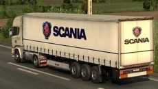 Euro Truck Simulator 2 - Beyond the Baltic Sea похожа на Euro Truck Simulator 2