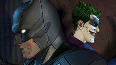 Batman: The Enemy Within - Episode 5: Same Stitch похожа на Batman: The Enemy Within