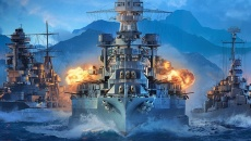 World of Warships: Legends похожа на World of Tanks