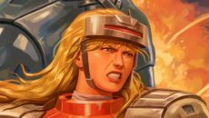 Blazing Chrome похожа на Metal Slug Advance