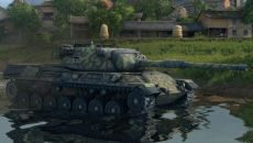 World of Tanks: Xbox 360 Edition похожа на World of Tanks