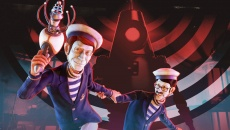 We Happy Few - Roger & James in: They Came From Below похожа на We Happy Few