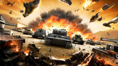World of Tanks - игра в жанре Шутер