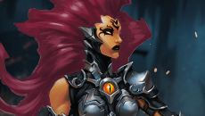 Darksiders 3: The Crucible похожа на Darksiders 2