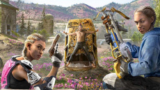 Far Cry New Dawn - игра от компании Ubisoft Entertainment