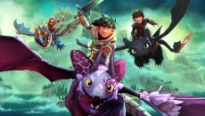 DreamWorks Dragons: Dawn of New Riders - дата выхода