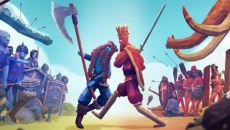 Totally Accurate Battle Simulator похожа на Rock of Ages 3: Make and Break