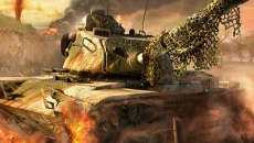 Steel Armor: Blaze of War похожа на World of Tanks