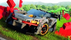Forza Horizon 4: LEGO Speed Champions похожа на Forza Horizon 4