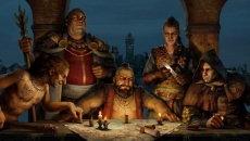 Gwent: Novigrad похожа на The Lord of the Rings: Adventure Card Game