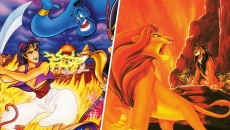 Disney Classic Games: Aladdin and The Lion King похожа на Disney's the Lion King: Simba's Mighty Adventure