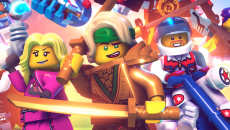 LEGO Brawls похожа на LEGO NINJAGO Movie Video Game