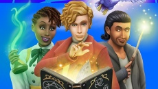 The Sims 4: Realm of Magic - дополнение для The Sims 4