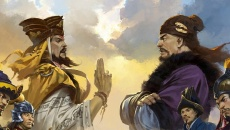 Total War: Three Kingdoms - Mandate of Heaven похожа на Rome: Total War
