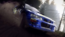 DiRT Rally 2.0: Colin McRae FLAT OUT похожа на DiRT 4