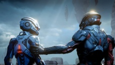 Mass Effect 5 похожа на Mass Effect 3: From Ashes
