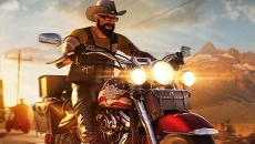 American Motorcycle Simulator похожа на Full Throttle Remastered