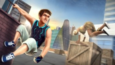Parkour Simulator 3D - игра в жанре Трюки