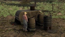 Moonshiners: The Game похожа на House Flipper