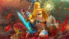 Hyrule Warriors: Age of Calamity - дата выхода на Nintendo Switch