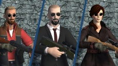 Battle of Agents: Offline Multiplayer Shooting - дата выхода на Android