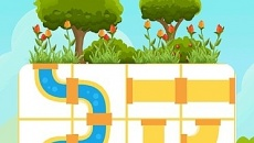 Pipes puzzle game - 2020 - дата выхода на Android