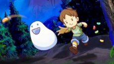 A Boy and His Blob - дата выхода на Nintendo 3DS