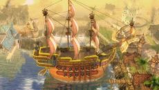Pirates of Black Cove похожа на Age of Empires