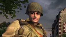 Brothers in Arms: Road to Hill 30 похожа на Call of Duty: Modern Warfare 2