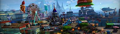 Sunset Overdrive вышла в Steam — системные требования и первые скриншоты PC-версии