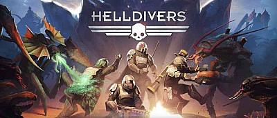 Халява: в Steam можно бесплатно поиграть в Helldivers — кооперативный шутер про Адских Десантников с видом сверху