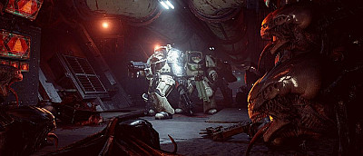 Новость: Патч для Space Hulk: Deathwing улучшил оптимизацию