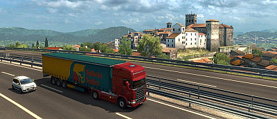 Посетить Россию в новом DLC для Euro Truck Simulator 2 можно будет уже через неделю