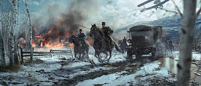 10 причин поиграть в Battlefield 1: In the Name of the Tsar