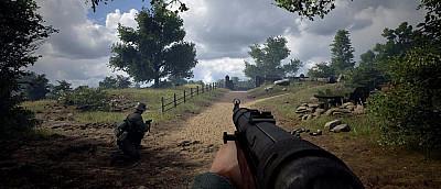 Посмотрите геймплей нового шутера про Вторую мировую войну на Unreal Engine 4