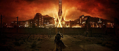 Разработчики Fallout анонсировали новую игру с нелинейным сюжетом, космическими путешествиями и ретрофутуризмом — трейлер