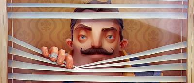 Стелс-хоррор Hello Neighbor вышел на PS4, iOS и Android. Первый акт доступен бесплатно