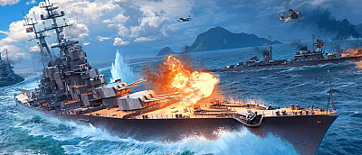 Новость: Бесплатная World of Warships Blitz вышла на iOS и Android. Представлен релизный трейлер