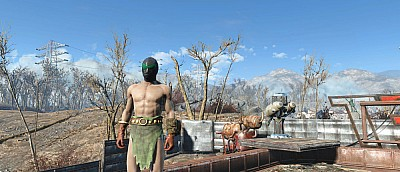 Лучшая броня Fallout 4 + Automatron, Far Harbor и Nuka-World