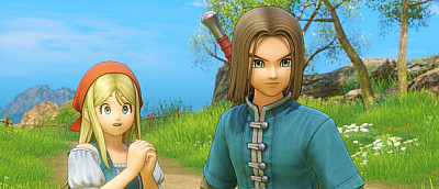 Новости Dragon Quest 11: Echoes of an Elusive Age: Dragon Quest 11 выйдет для PS4 и PC этой осенью