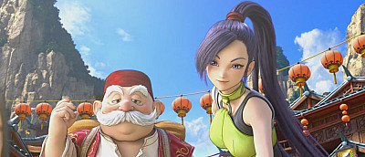 Новости Dragon Quest 11: Echoes of an Elusive Age: Dragon Quest 11 выйдет позже для Nintendo Switch из-за старой версии Unreal Engine
