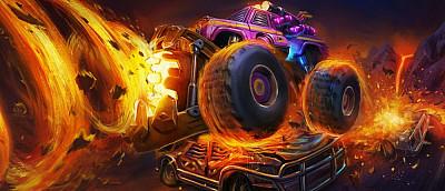 Празднование Хэллоуина в Heavy Metal Machines продлится до декабря