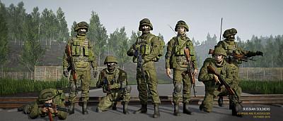 Реалистичный шутер Squad превратили в фантастический боевик «Звёздный десант» — видео